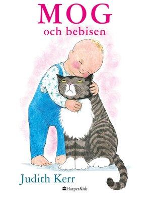 cover image of Mog och bebisen