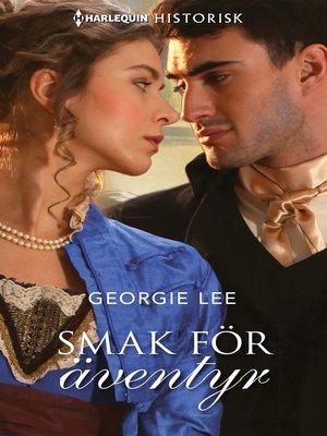 cover image of Smak för äventyr