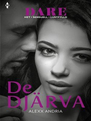 cover image of De djärva