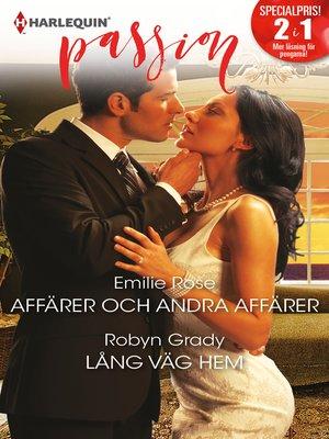 cover image of Affärer och andra affärer / Lång väg hem