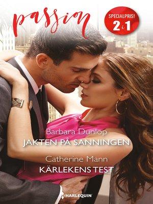 cover image of Jakten på sanningen / Kärlekens test