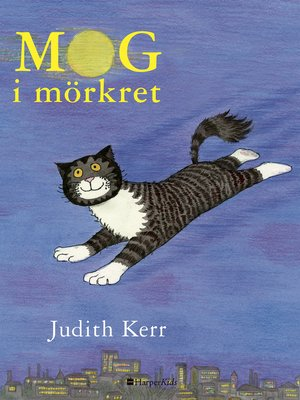 cover image of Mog i mörkret
