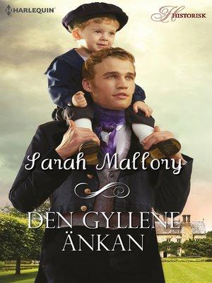 cover image of Den gyllene änkan