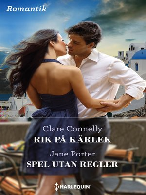cover image of Rik på kärlek / Spel utan regler