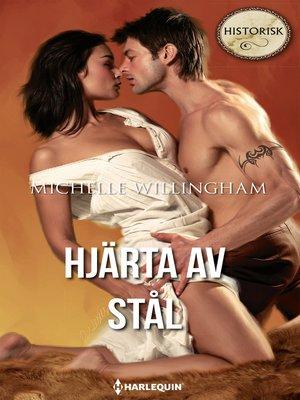 cover image of Hjärta av stål