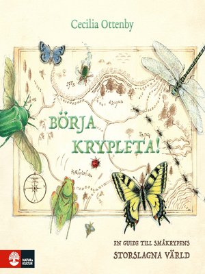cover image of Börja krypleta!
