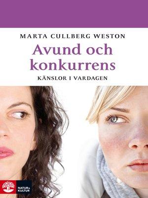 cover image of Avund och konkurrens