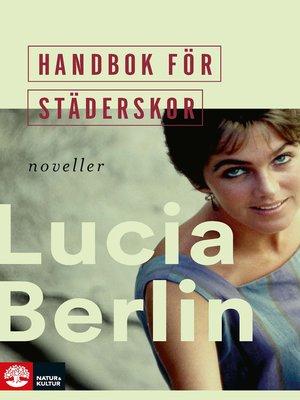 cover image of Handbok för städerskor