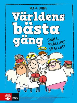 cover image of Världens bästa gäng
