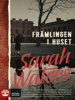 cover image of Främlingen i huset