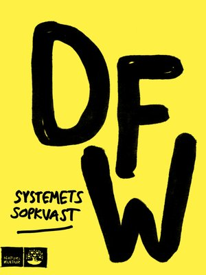 cover image of Systemets sopkvast