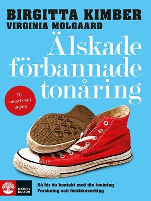 cover image of Älskade förbannade tonåring