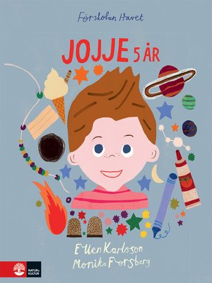 cover image of Jojje 5 år