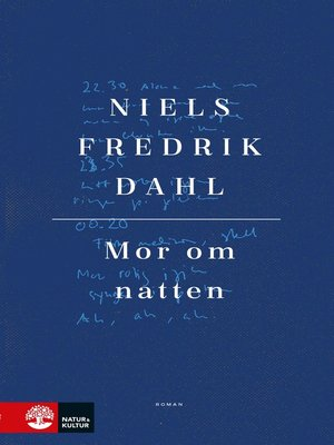 cover image of Mor om natten