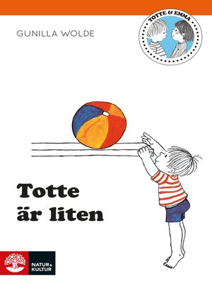 cover image of Totte är liten
