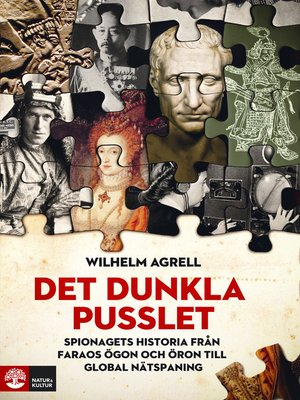 cover image of Det dunkla pusslet