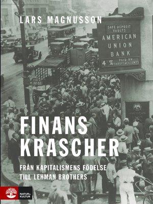 cover image of Finanskrascher