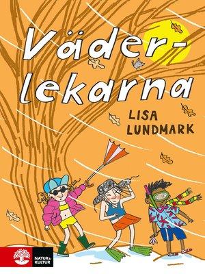 cover image of Väderlekarna