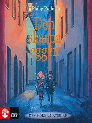 cover image of Den skarpa eggen