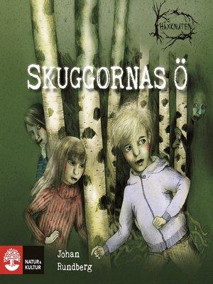 cover image of Skuggornas ö