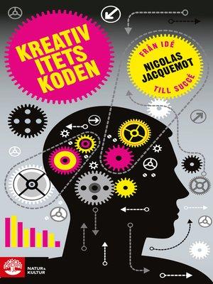 cover image of Kreativitetskoden