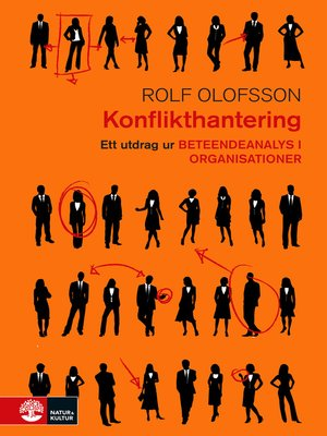 cover image of Konflikthantering