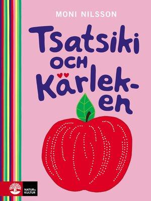 cover image of Tsatsiki och Kärleken