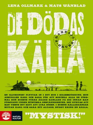 cover image of De dödas källa