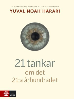 cover image of 21 tankar om det 21