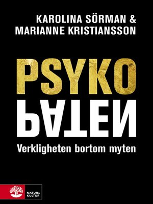 cover image of Psykopaten