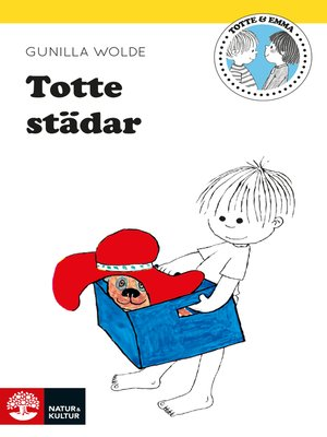cover image of Totte städar