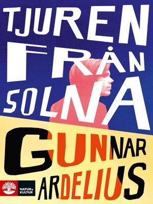 cover image of Tjuren från Solna