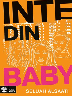 cover image of Inte din baby