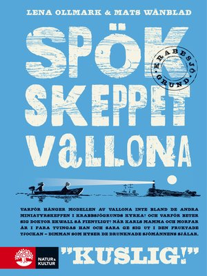 cover image of Spökskeppet Vallona