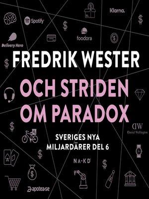 cover image of Sveriges nya miljardärer 6