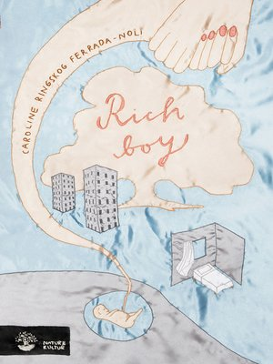 cover image of Rich Boy