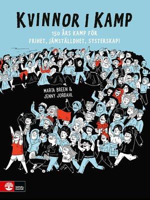 cover image of Kvinnor i kamp