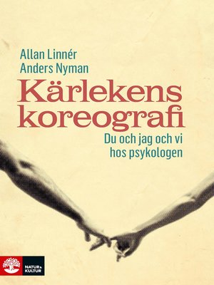 cover image of Kärlekens koreografi