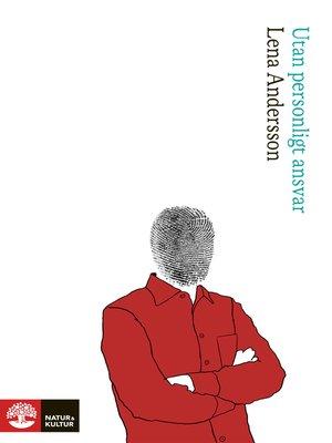 cover image of Utan personlig ansvar