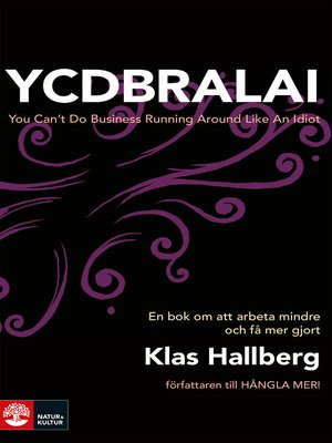 cover image of YCDBRALAI