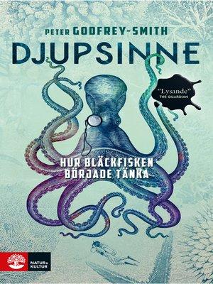 cover image of Djupsinne