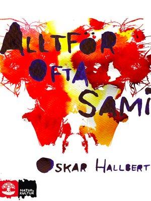 cover image of Alltför ofta Sami