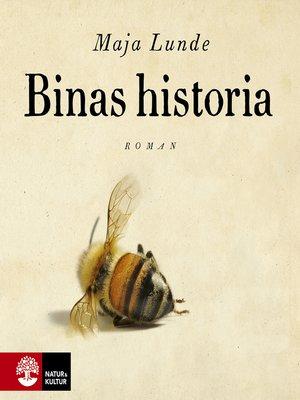 cover image of Binas historia