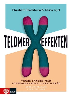 cover image of Telomereffekten