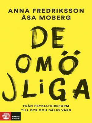 cover image of De omöjliga