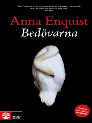 cover image of Bedövarna