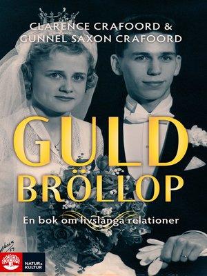 cover image of Guldbröllop