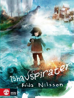 cover image of Ishavspirater