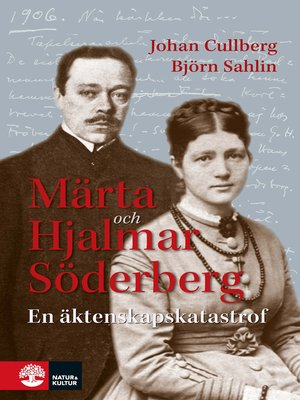 cover image of Märta och Hjalmar Söderberg