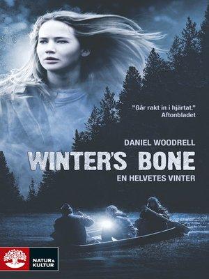 cover image of Winter's bone